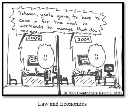 Law and Economics Courtoon