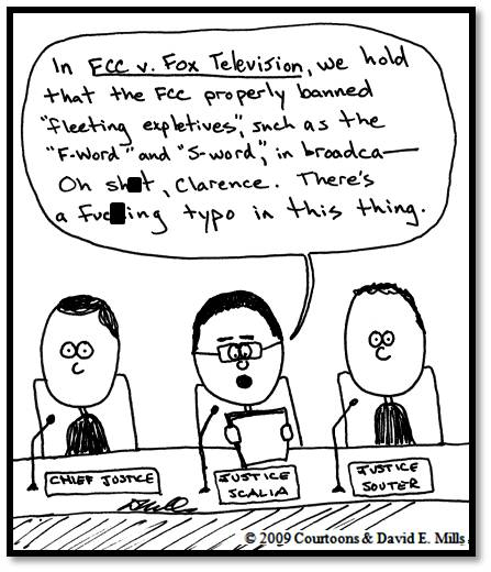 FCC v. Fox Courtoon
